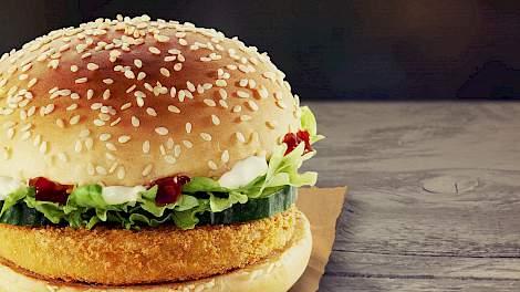 McDonalds introduceert vegetarische burger van